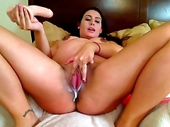 Pregnant R Part 2 Fuck Her Creamy Pussy - more videos on HOTVDOCAMS.com