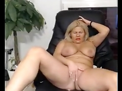 The Usual Woman Blond Whitout Sexappeal - more videos on HOTVDOCAMS.com