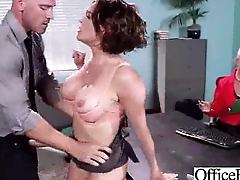 Slut Office Girl (krissy lynn) Close to Bigtits Bang Hardcore mov-25