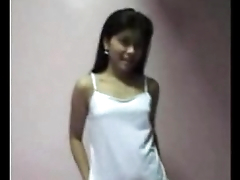 filipina teen striptease