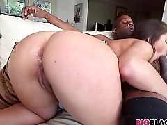 First black cock for Abella Danger