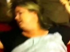Chubby Mom fucked like a doggy - POV.
