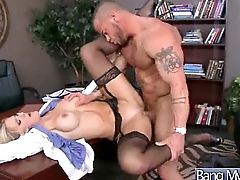 Doctor And Example Involved In Hard Style Sex (audrey show) vid-04