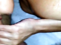 Incredibly Horny Amateur Couple - Female Ejaculation