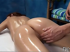 Very well approving massage porn