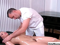 Sex Hardcore Oily Massage from Dirty Masseur 03
