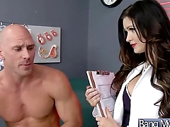Sex Adventure Fro Horny Patient With Doctor (kendall karson) vid-19
