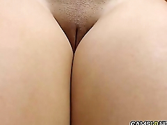 Closeup of Sisters Tight Pussy on Webcam - Cams69.net