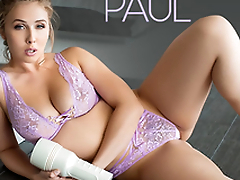 Giselle Palmer has plans without panties feat. Sexy Babe Lena Paul