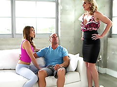 Moms Lick Teens - A rendered helpless and dick: Cory Chase In the porn chapter