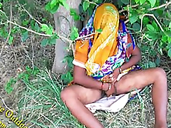 Indian Hot bhabhi enjoyed with her devar in Alfresco Village Alfresco