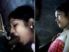 Any longer Exclusive- Super Hot Look ODia Girl Engulfing Lover Detect With clear ODia Audio