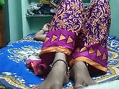 Desi dispirited wife full time sex