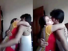 desi couple matter in bedroom after be crazy