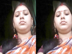 Exclusive- sexy cute bhabi gender with husband