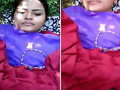 Desi Randi Bhabhi Outdoor Sex With Lover