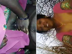 Desi Randi Bhabhi Alfresco Oral sex and Ridding Customer Dick part 1