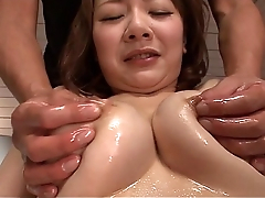 Fingers and copulates taut asian