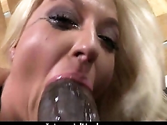 Beautiful girl fucked hard by big black dick 4