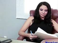 Tattooed lez badgirl Bonnie Rotten school sex