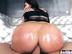 Girl (aleksa nicole) With Big Oiled Curvy Ass Get Anal mov-02